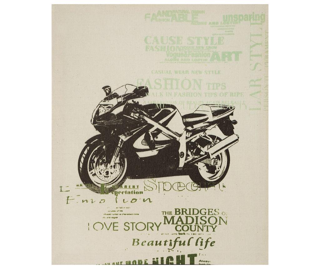 Tablou Madison Motorcycle 50x60 cm - Eurofirany, Maro de la Eurofirany