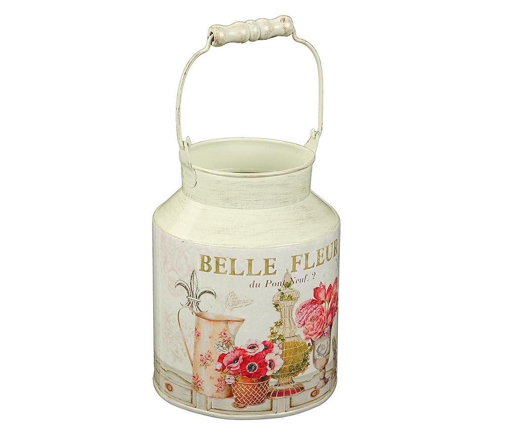 Vaza Belle Fleur Milk - Ambiente Haus, Multicolor
