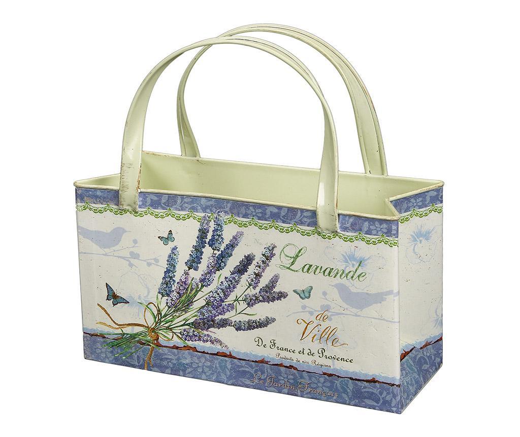 Jardiniera Lavender Bag - Ambiente Haus, Multicolor
