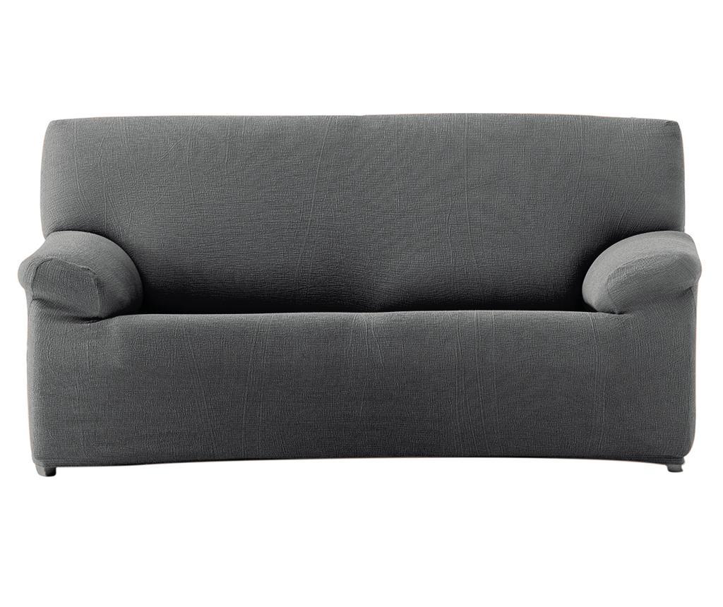 Husa elastica pentru fotoliu Teide Grey - Eysa, Gri & Argintiu