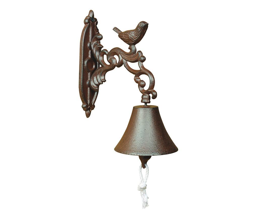Clopotel de intrare Doorbell - Esschert Design, Maro