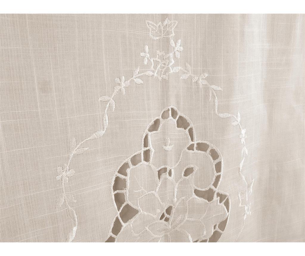 Set 2 zaves Polie 60x240 cm