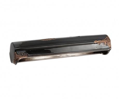 Stenska svetilka Vintage Long Black