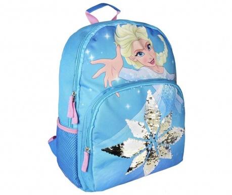 60a5ad6366 Školská taška Elsa Ice Flower Frozen - Vivrehome.sk