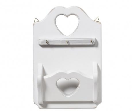 Držač za pisma Romantique Key