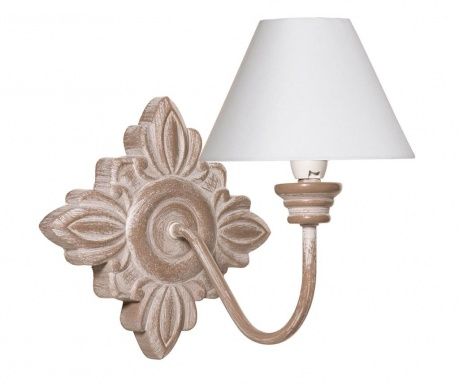 Lampa ścienna Queen Cream