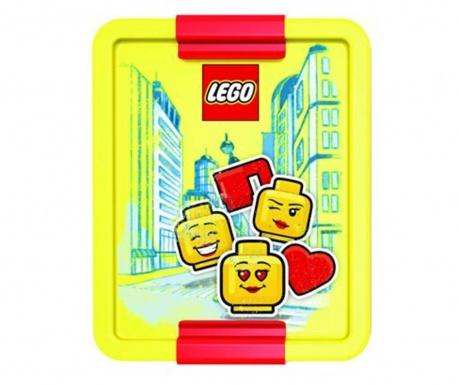 Cutie pentru pranz Iconic Girl Lego