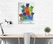 Tablou Cats 30x40 cm