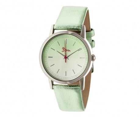 Dámské hodinky Boum Ombre Silver Mint