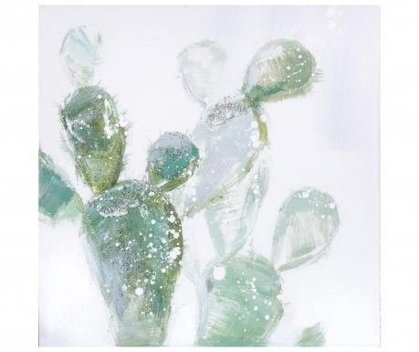Картина Meggi Cactus 30x30 см