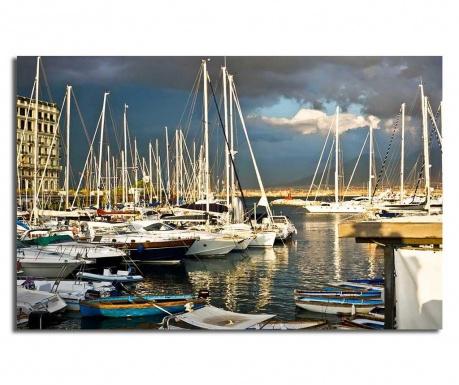 Tablou The Port 45x70 cm