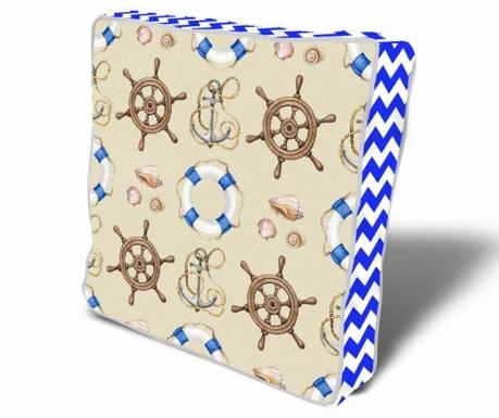 Μαξιλάρι καθίσματος Sand Life 43x43 cm