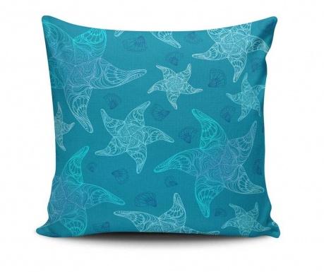 Μαξιλαροθήκη Starfish Mandala 45x45 cm