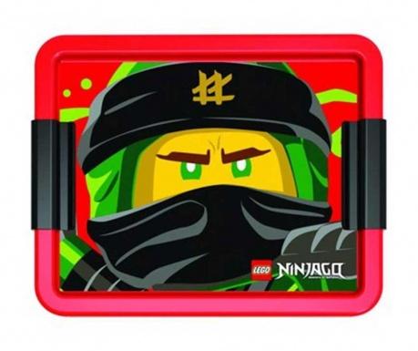 Škatla za kosilo Ninjago Warrior Lego