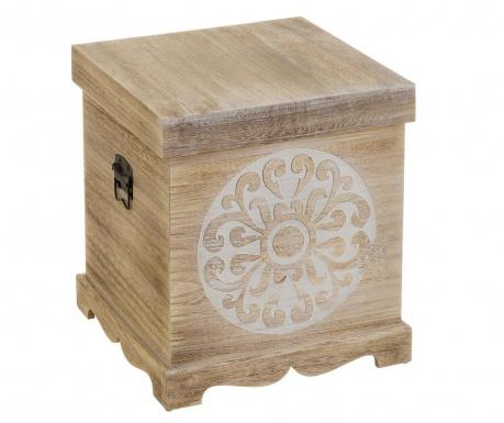 Pudełko z pokrywką Ethnic