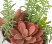 Planta artificiala in ghiveci Florie