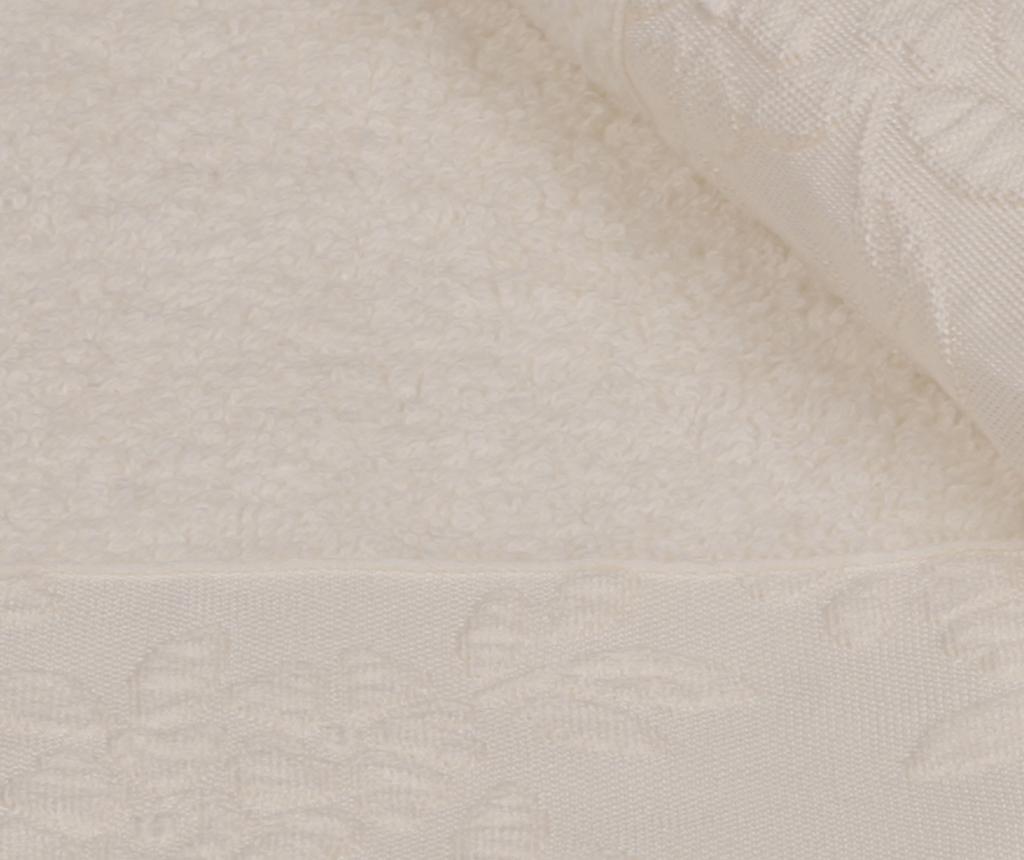 Pamela Ecru 2 db Fürdőszobai törölköző 50x90 cm