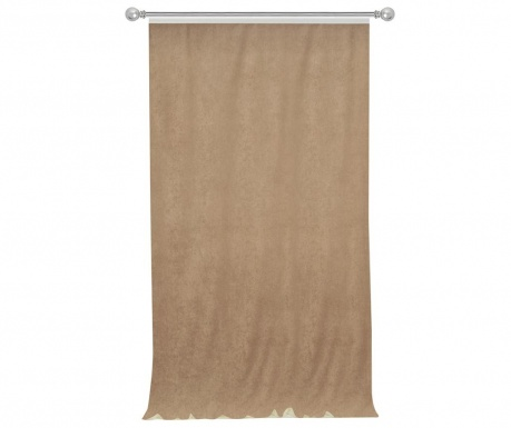 Zastor Casey Light Brown 140x270 cm