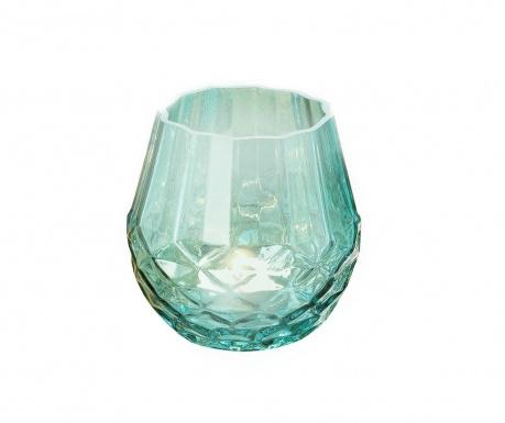 Κηροπήγιο Splash Turquoise