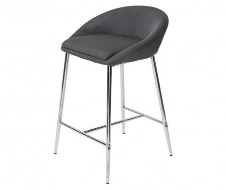 Barová židle Ovadyant Grey Anthracite