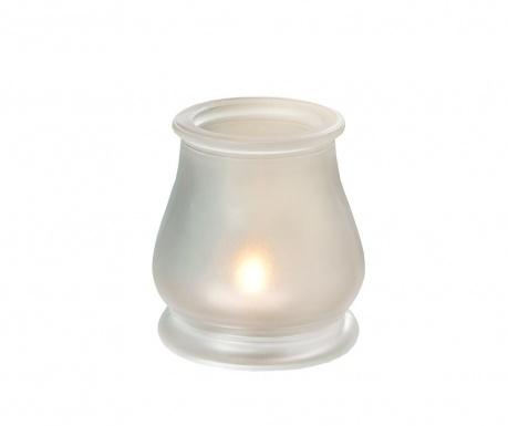 Držač za svijeću Pele White