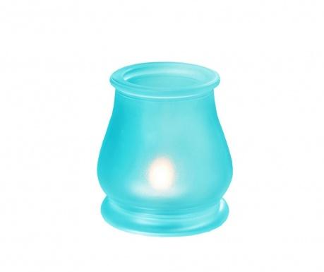 Suport pentru lumanare Pele Turquoise