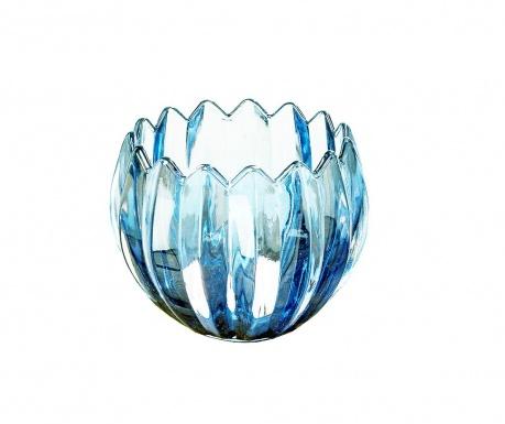 Suport pentru lumanare Uli Light Blue