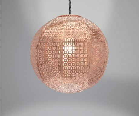 Abajur Nouveau Cadiz Copper
