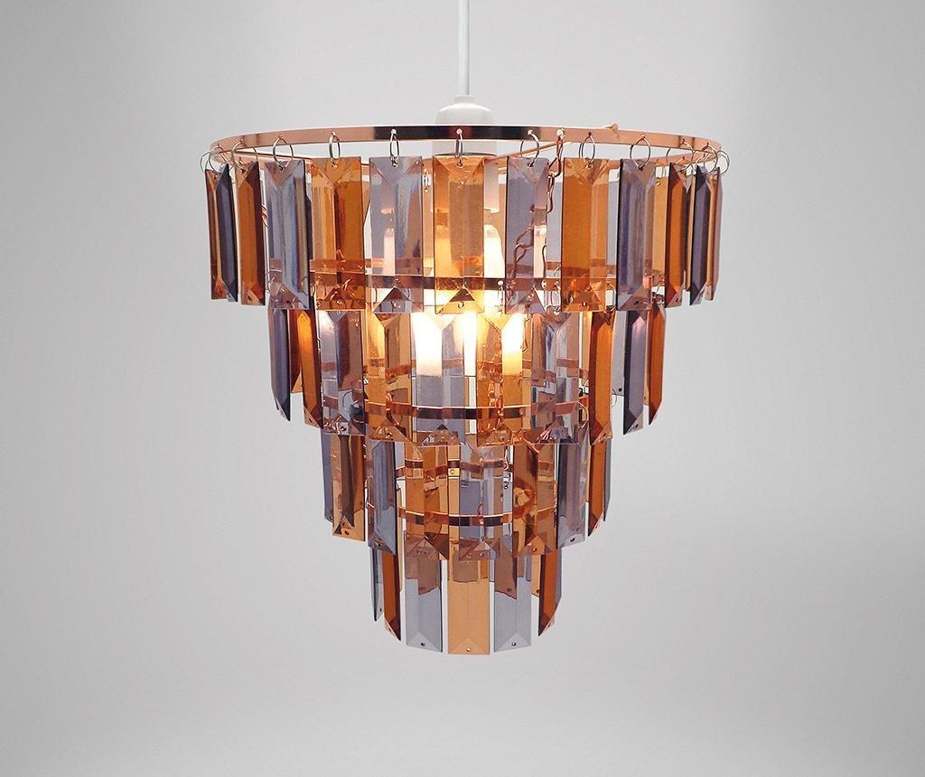 Senčilo za svetilko Tiered Copper