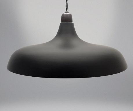 Abajur Dome Coolie Matt Black