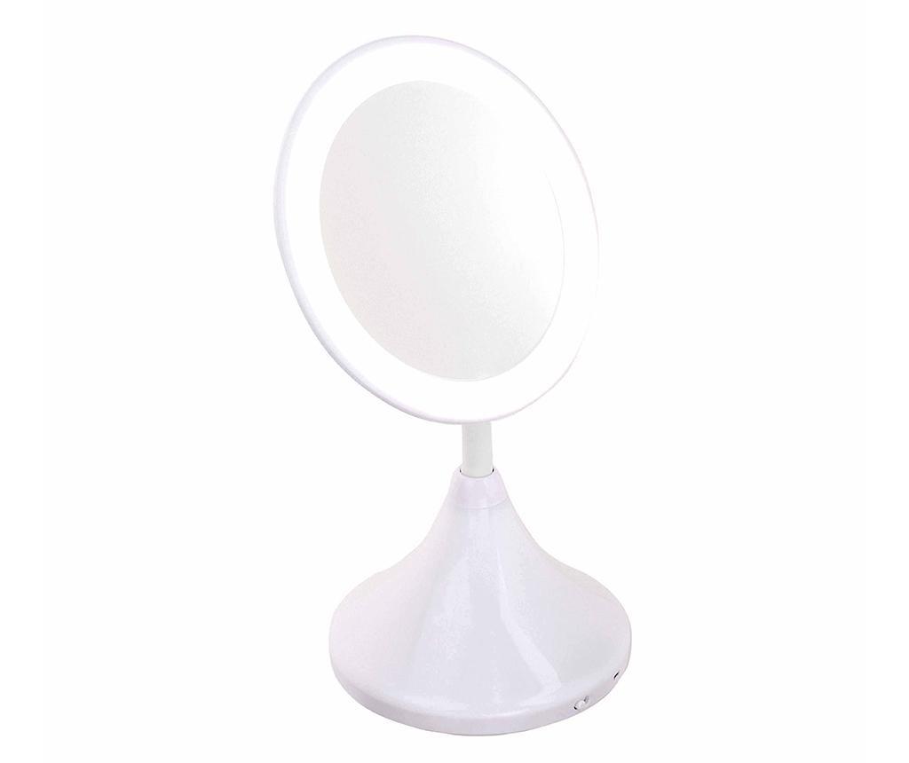 Kozmetičko zrcalo s LED svjetlom Pretty Tonight