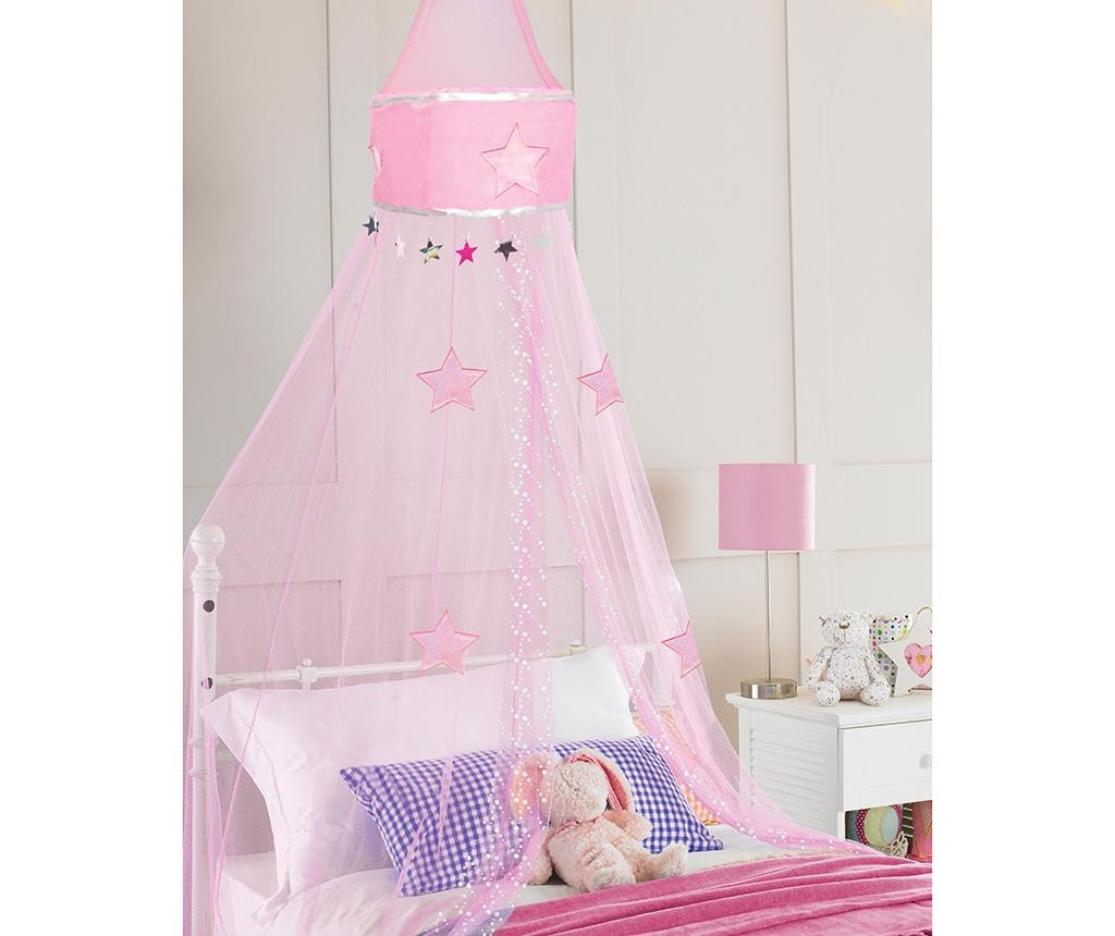 Baldachin Star Pink 30x230 cm