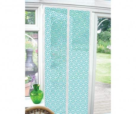 Boda Blue Mágneses szúnyogháló függöny ajtóra 90x210 cm