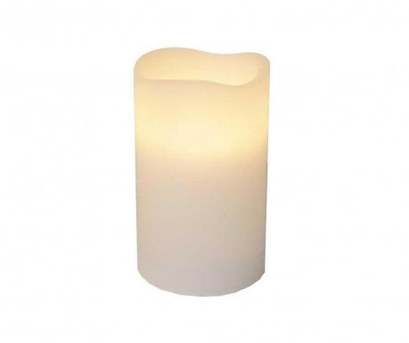 Свещ с LED White Charm