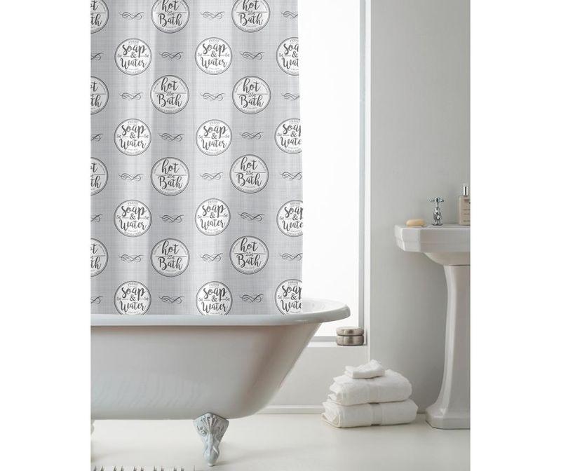 Zavesa za prho Fresh 180x180 cm