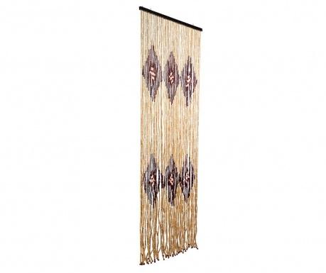Záclona na dvěře Tiantai 90x200 cm