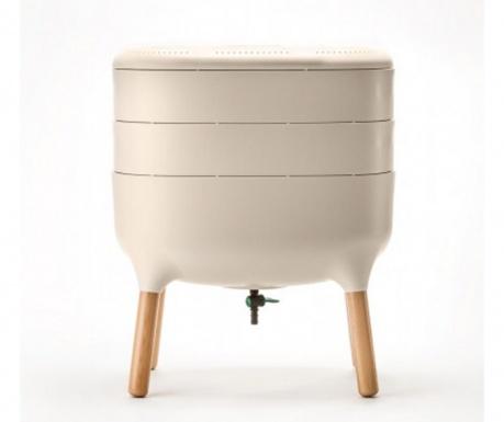 Kutija za kompost Urbalive Ivory