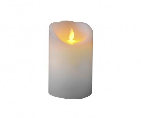Świeczka z diodą LED Glim White