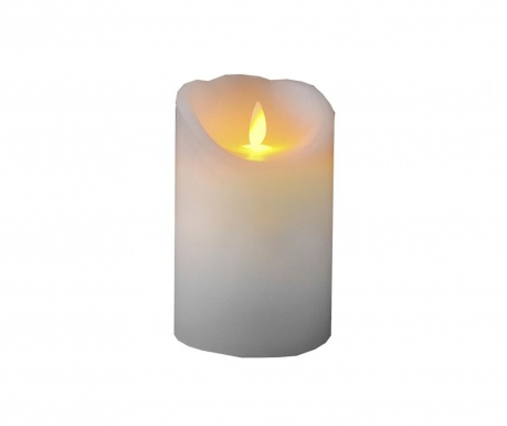LED sveča Glim White