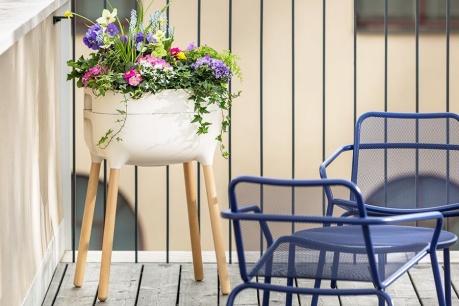 Květinová zahrada Plastia