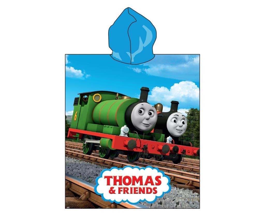 Otroška pončo brisača Thomas