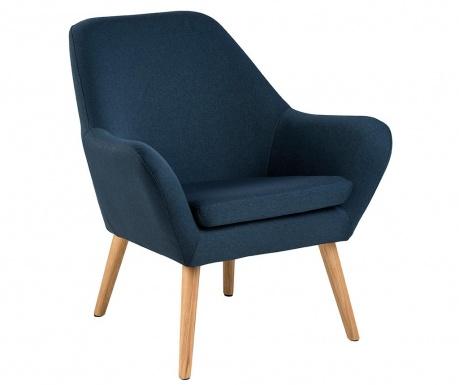 Fotelja Astro Dark Blue