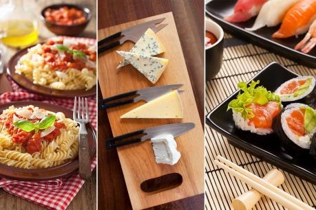 Mezinárodní kuchyně