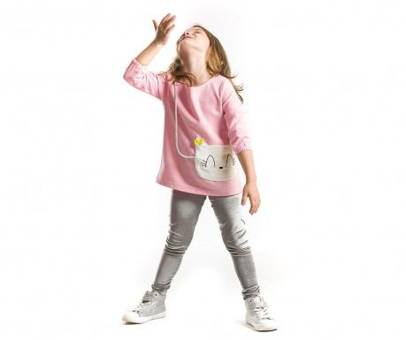 317c88f48ecb Σετ παιδική μπλούζα και κολάν Shiny 5 ετών - Vivre.gr