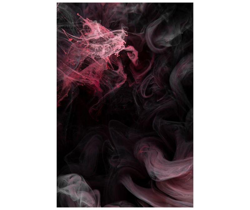 Tablou Purple Smoke 60x90 cm