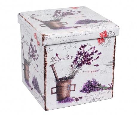 Romantic Lavender Összecsukható zsámoly