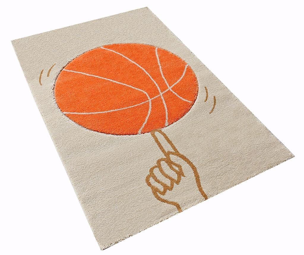 Basketball 3D Szőnyeg 134x180 cm
