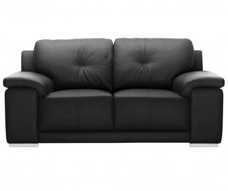 Sofa dwuosobowa Babyface Black