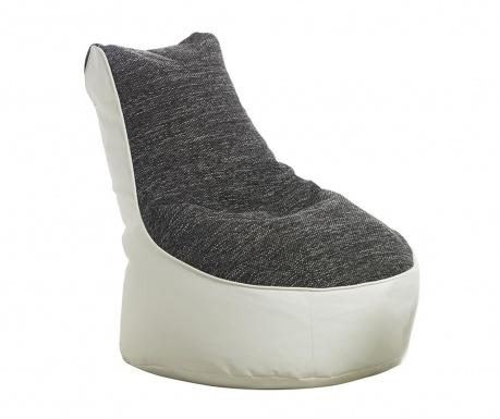 Пуф Extra Lotus Comfort Black White