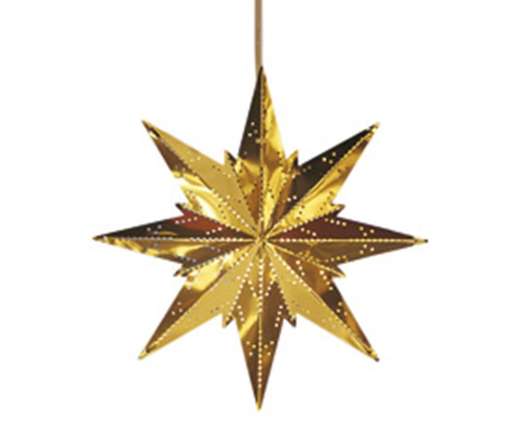 Brass Star Fénydekoráció